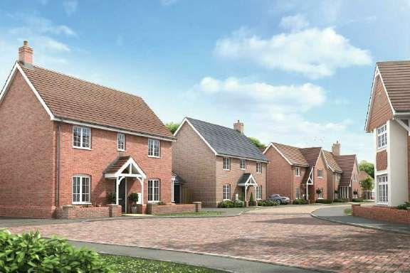 Thumbnail Property for sale in Berkhamstead, Hertfordshire