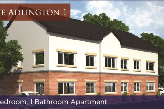 Thumbnail Flat for sale in The Adlington, Lostock Lane, Lostock, Bolton, Lancashire.