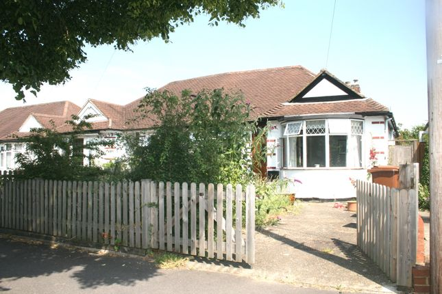 Thumbnail Bungalow for sale in St Clair Drive, Worcester Park