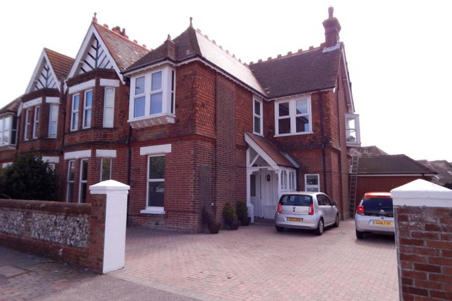 Thumbnail Flat to rent in Hartfield Road, Eastbourne