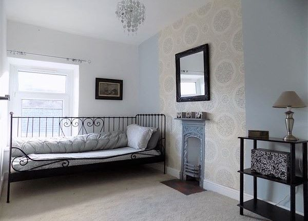 Thumbnail Terraced house for sale in Commercial Road, Llanhilleth