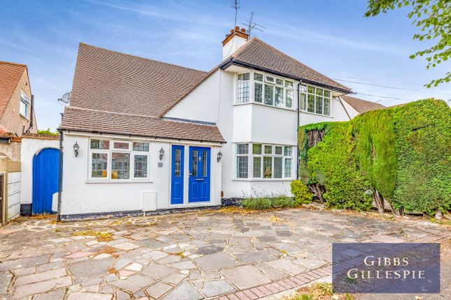 Thumbnail Semi-detached house to rent in West Avenue, Pinner