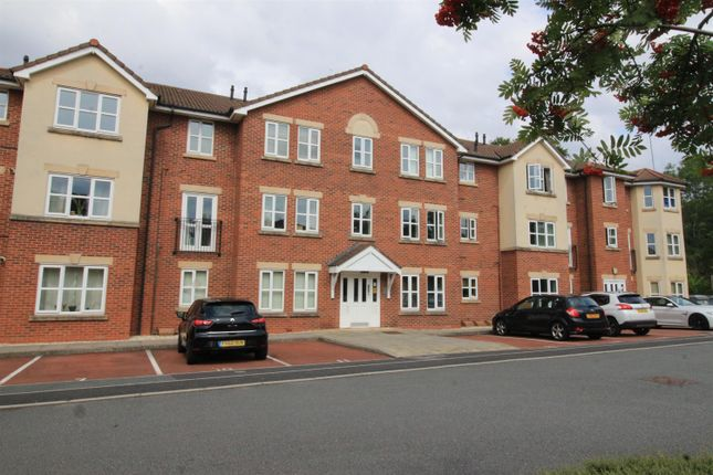 Front Elevation of Ladybower Close, Upton, Wirral CH49