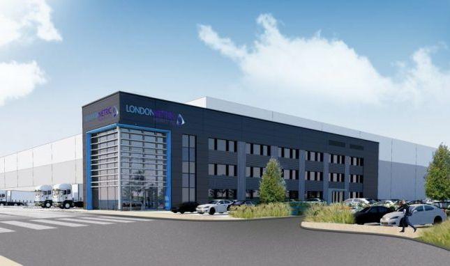 Thumbnail Industrial to let in Unit 1, Bedford Link Logistics Park, Bedford