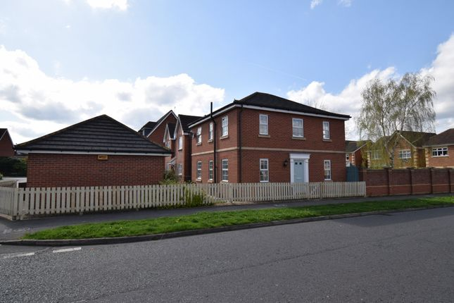Thumbnail Detached house for sale in Royal Birkdale Way, Normanton