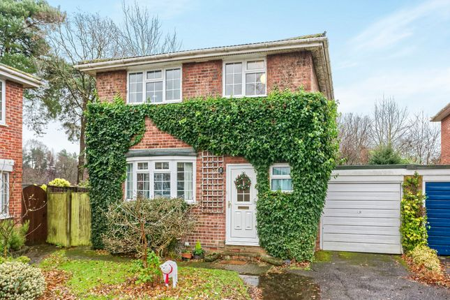 Thumbnail Detached house to rent in Spruce Way, Fleet