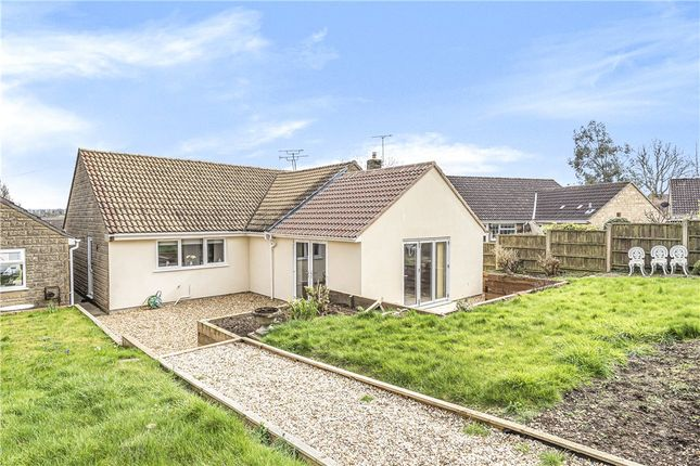 Thumbnail Detached bungalow for sale in Buttle Close, Shepton Beauchamp, Ilminster, Somerset