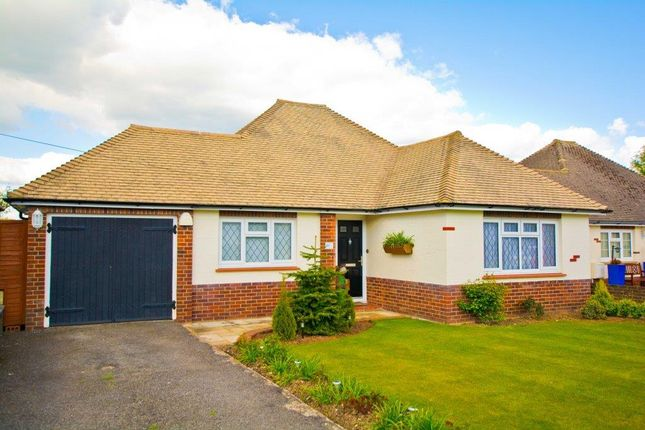 Thumbnail Detached bungalow for sale in Old Drive, Polegate
