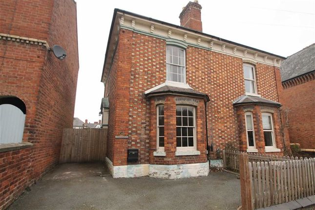 Thumbnail Semi-detached house to rent in Victoria Road, Oswestry, Shropshire