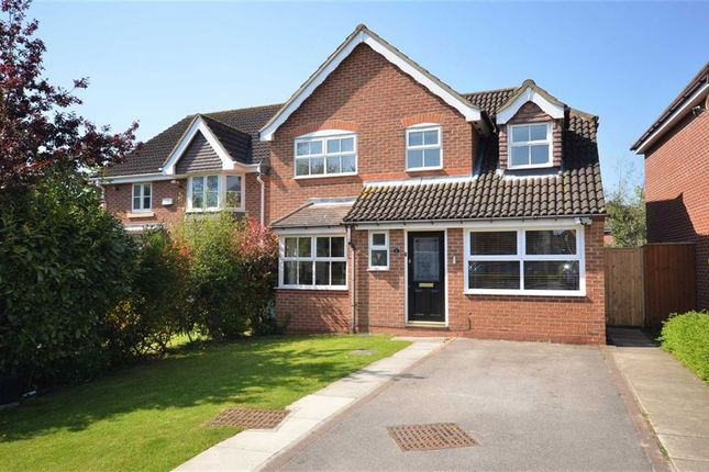 Thumbnail Property for sale in Bluebell Court, Healing, Grimsby
