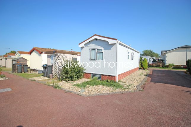 1 bed detached bungalow for sale in Court Mount, Canterbury Road, Birchington CT7