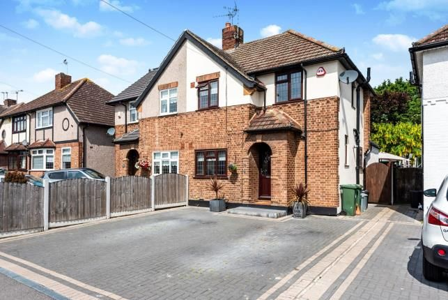 Thumbnail Property for sale in Harold Wood, Romford, Havering