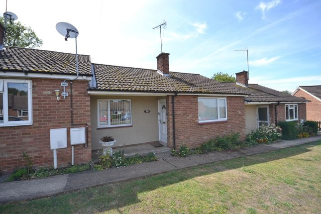 Thumbnail Bungalow for sale in Grove Road, Brafield On The Green, Northampton