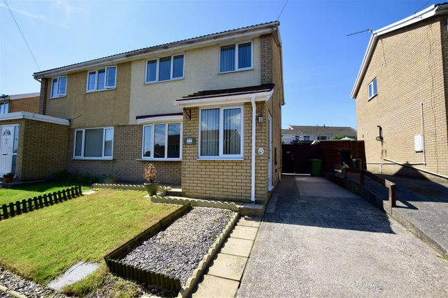 3 bed semi-detached house for sale in Highdale Close, Llantrisant, Pontyclun CF72