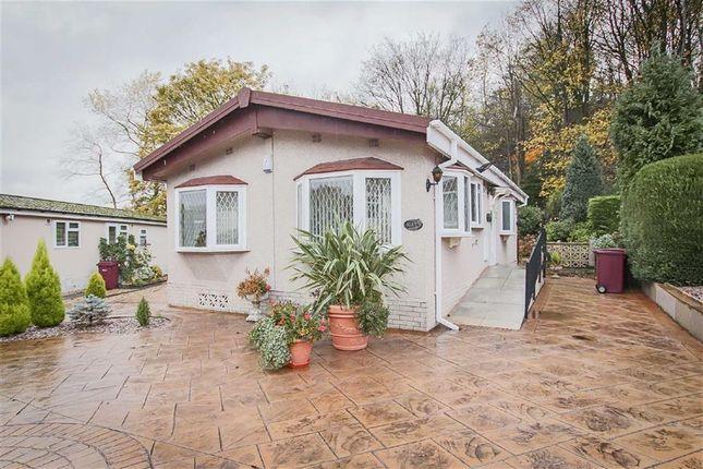 Thumbnail Mobile/park home for sale in Padiham Road, Burnley, Lancashire