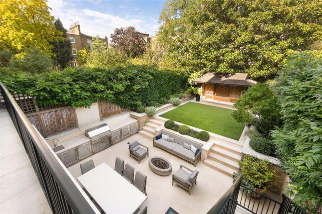 Thumbnail Semi-detached house for sale in Cottesmore Gardens, Kensington, London