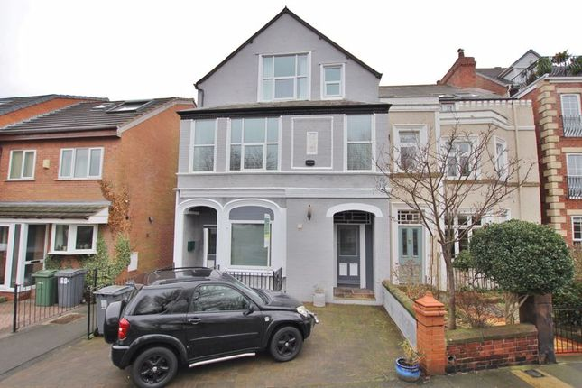 Thumbnail Maisonette for sale in Sandy Lane, West Kirby, Wirral