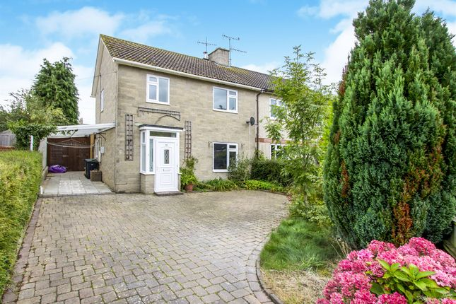3 bedroom semi-detached house for sale in Coronation Drive, Donhead St. Mary, Shaftesbury