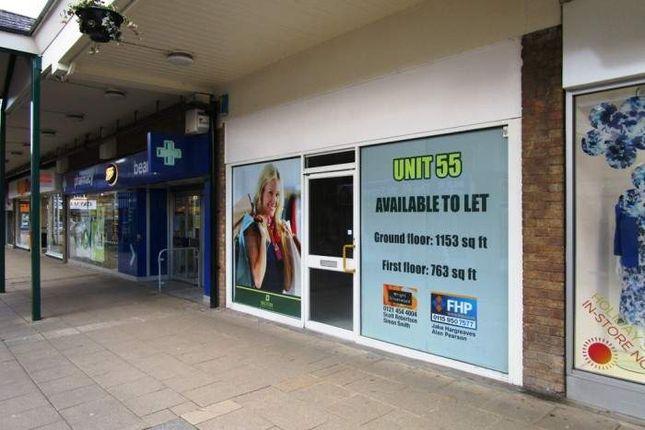 Thumbnail Retail premises to let in Unit 55 Belvoir Shopping Centre, Belvoir, Coalville