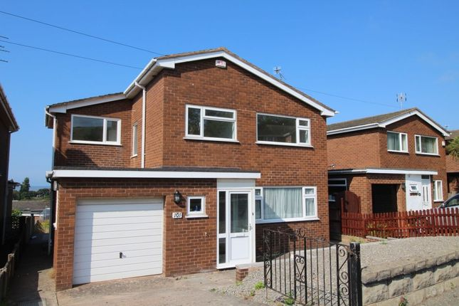 Thumbnail Detached house to rent in Gronant Road, Prestatyn