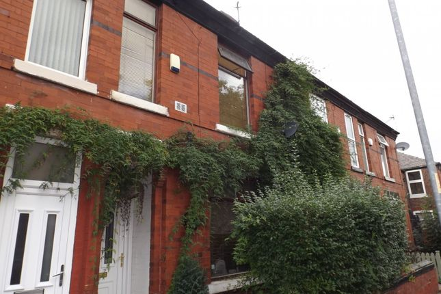 Thumbnail Terraced house to rent in Baslow Avenue, Manchester