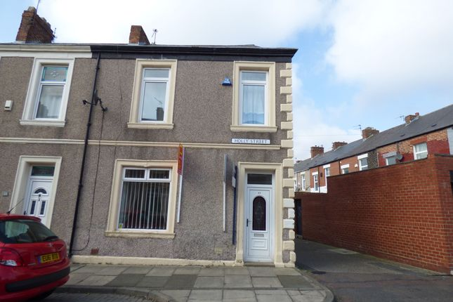 Thumbnail Terraced house to rent in Holly Street, Jarrow