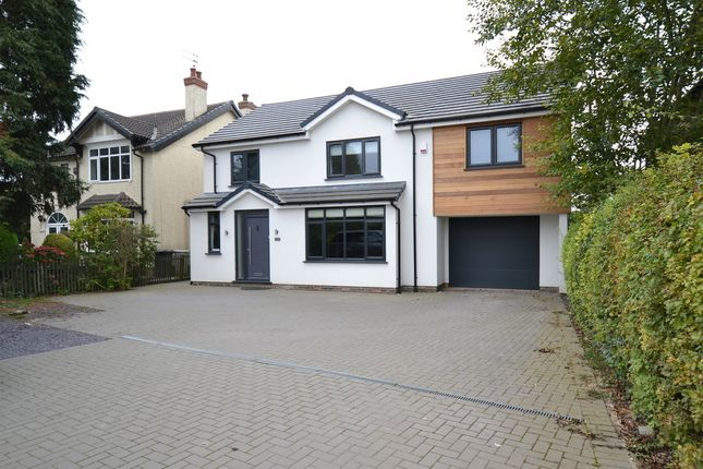 Thumbnail Detached house for sale in Chester Road, Poynton, Stockport