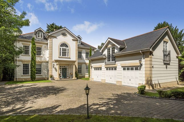 Thumbnail Detached house for sale in Friary Road, Ascot
