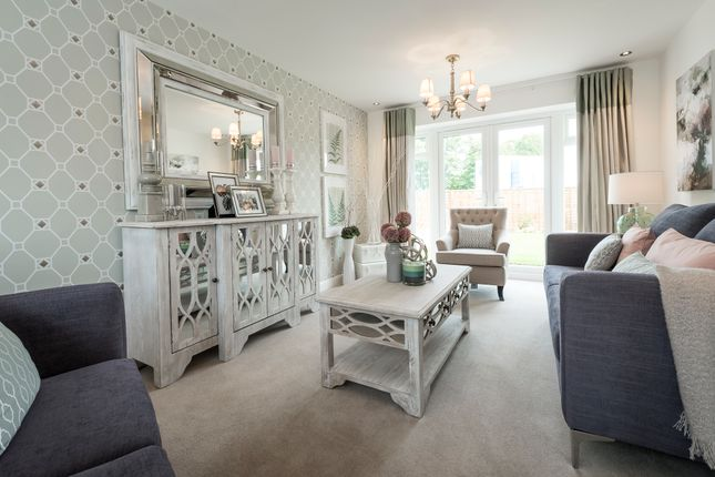 Thumbnail Terraced house for sale in Upton Snodsbury Road, Pinvin, Worcestershire