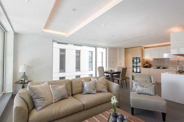 Thumbnail Flat to rent in Radnor Terrace, West Kensington