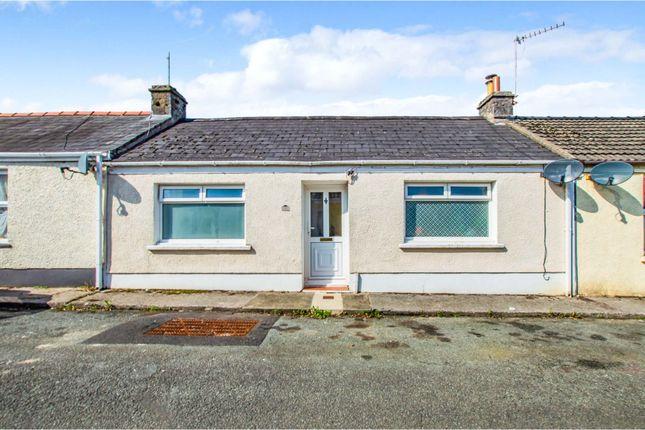 2 bed cottage for sale in Williamson Street, Pembroke SA71