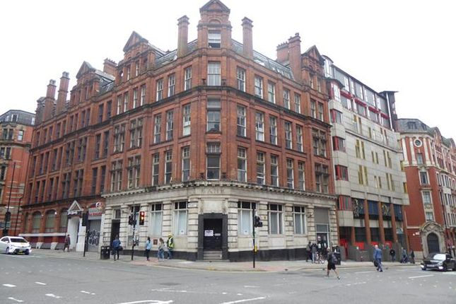 Thumbnail Retail premises for sale in 115 Princess Street, Manchester, Greater Manchester