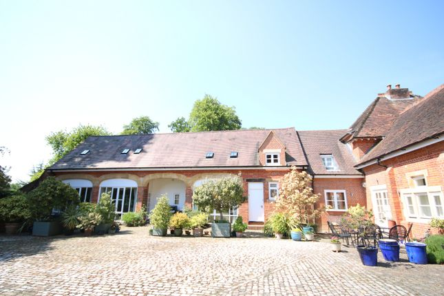 Thumbnail Barn conversion for sale in Baron Way, Kingwood, Henley-On-Thames
