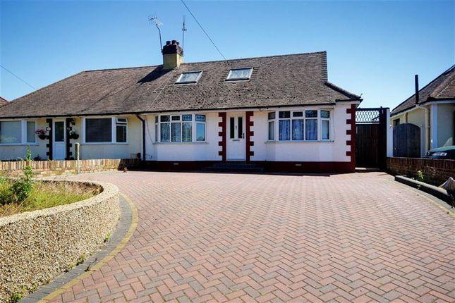 Thumbnail Semi-detached bungalow for sale in Durrington Lane, Durrington, West Sussex