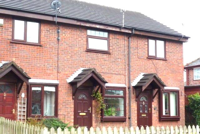 Thumbnail Flat to rent in Honeycombe Cottages, Oak Road, Cheadle