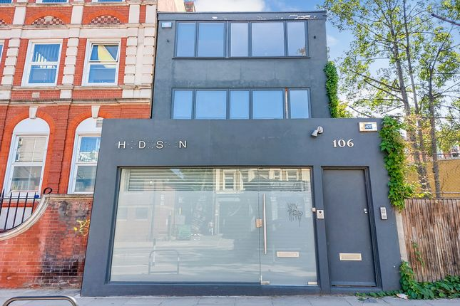 Thumbnail Commercial property for sale in Hampstead Road, London