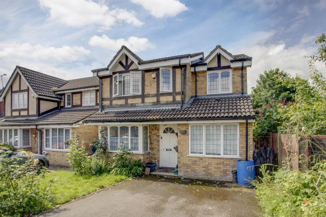 Detached house for sale in Fair Ridge, High Wycombe