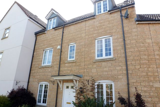 Thumbnail Town house for sale in Freestone Way, Corsham
