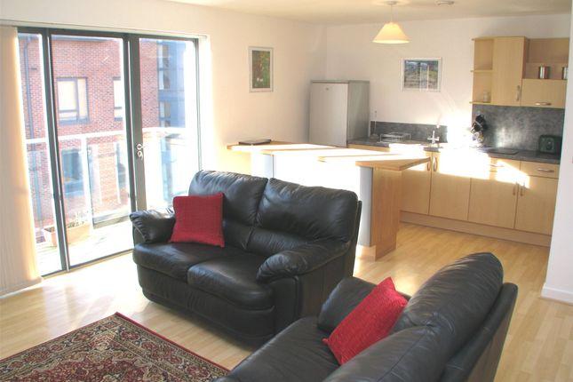 Flat to rent in Butcher Street, Leeds, West Yorkshire