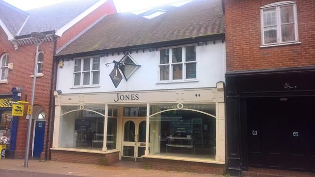 Thumbnail Retail premises to let in 44 Buttermarket, Ipswich, Suffolk