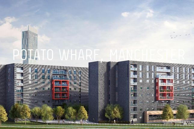 New Home 1 Bed Flat For Sale In Potato Wharf Wilson Block