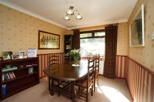 Dining Room of St Quentin Rise, Bradway, Sheffield S17