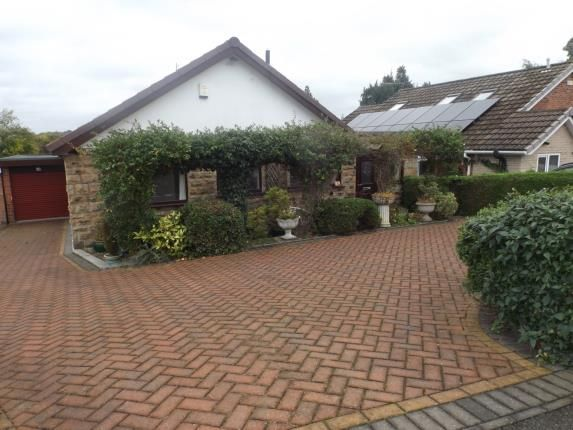 Thumbnail Bungalow for sale in Moonpenny Way, Dronfield, Derbyshire