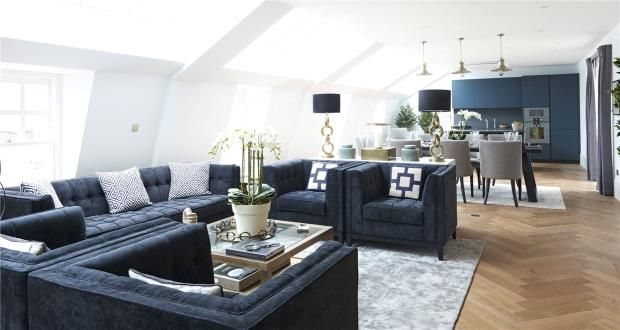 Thumbnail Flat to rent in Bedford Street, Covent Garden