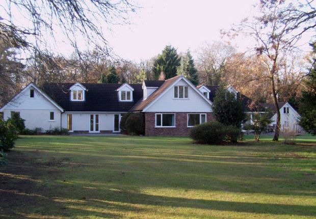 Thumbnail Detached house to rent in Hall Road, Kesgrave, Ipswich, Suffolk