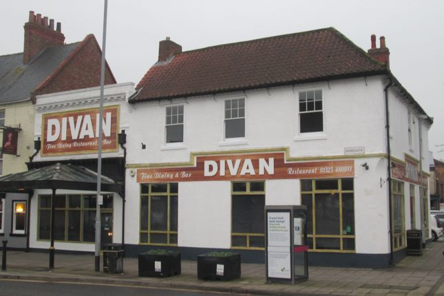 Thumbnail Restaurant/cafe to let in Bondgate, Darlington