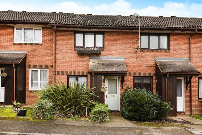 Thumbnail Terraced house to rent in Pavilion Way, Edgware