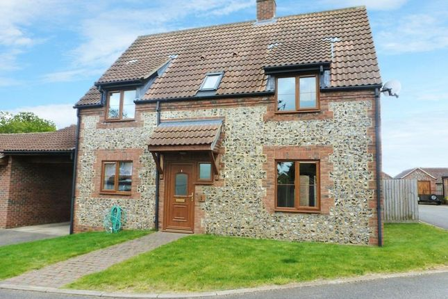 Thumbnail Property to rent in The Old Bakery Close, Methwold, Thetford