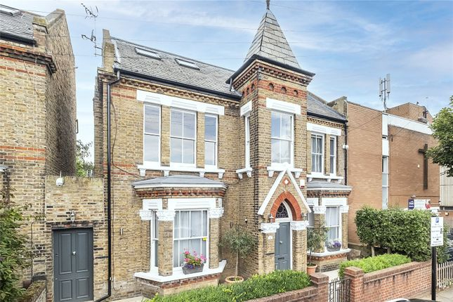 Thumbnail Semi-detached house for sale in Stormont Road, London