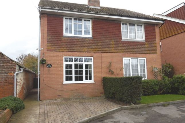 Thumbnail Semi-detached house for sale in Westmarsh, Canterbury